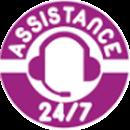 Plateau d'Assistance 24h/24